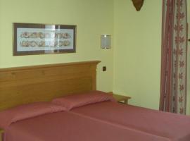 Hotel San Roque, Reinosa