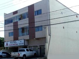 Hotel Avenida, Aracruz