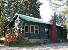 Moose Haven, Lonesome Hurst Summer Home Area