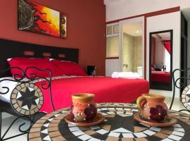 Hotel Suites Tlatlauquitepec, Tlatlauquitepec
