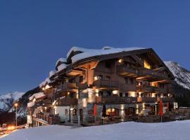 Hotel Manali, Courchevel