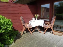 Ferien an der Ostsee, Thomsdorf