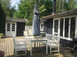 Sommerhus på Orø, Brønde