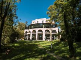 Le Pavillon de la Rotonde & Spa, Charbonnières-les-Bains