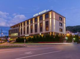 Hotel Rogge, Reşiţa