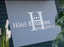聖米歇爾山讓酒店, 萊魯斯