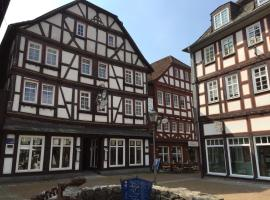 Haus Oberscholtes, Grünberg