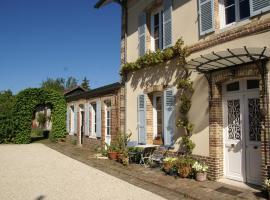 Chambres d'hôtes de La Foulonnière, Louviers