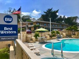 Best Western Park Crest Inn, Monterey