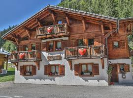Bed and Breakfast Chalet Manava