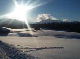 Alpenblick Hörnle, Bad Kohlgrub