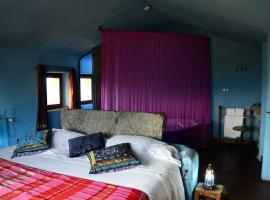 Hotel Alma de Romero, Ahedo