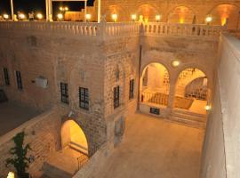 Antik Tatlidede Konagi, Mardin