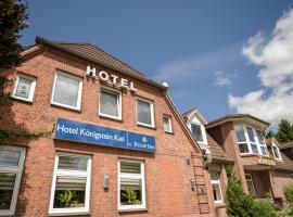 Hotel Königstein Kiel by Tulip Inn, Kiel