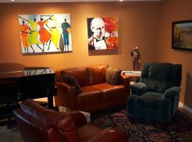 3 Cedars Inn, Calgary
