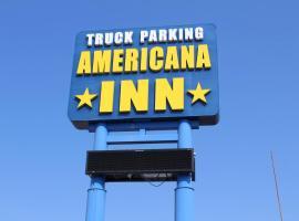 Americana Inn, Sparks