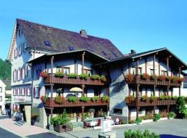 Adler Post, Lenzkirch