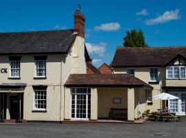 The Roebuck Inn, Ludlow