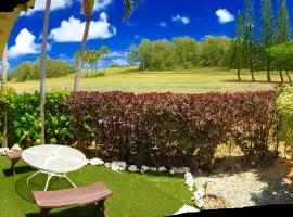 3 Bedroom House Near the Beach, Kahuku