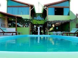 普薩達盧斯多索酒店, 里約達歐特拉斯