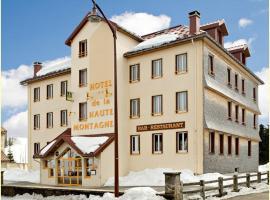 Hotel de la Haute Montagne, Lajoux