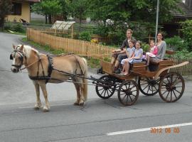Urlaub am Malerhof, Jenig
