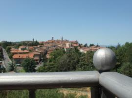 Domi Saccardi, Castel del Piano