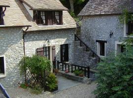 Chambres d'hotes Le Noyer, Breuilpont