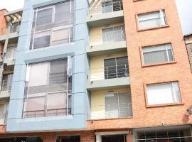 Hotel Mirador Del Recuerdo, Bogotá