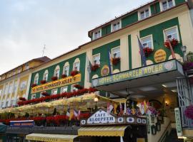 Hotel Schwarzer Adler, Mariazell