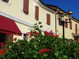 Dependance Center Hotel, Basovizza