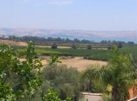 5 stars home at the sea of galilee, Migdal
