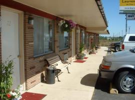 Out West Motel, Milton-Freewater