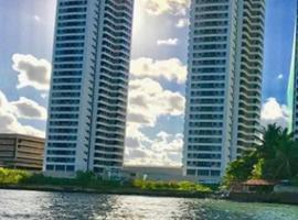 Apartamento Beira Mar, Recife
