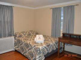 Lovely Room in Jersey City Heights, 저지시티
