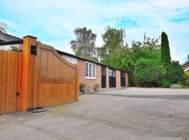 Bentfield Lodge, Stansted Mountfitchet