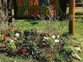 Cabañas Patobeto, Colón