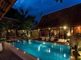 Chiang Mai Luxury Villa, Hang Dong