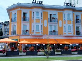 Inter Hotel Alizé 3 Star Évian Les Bains