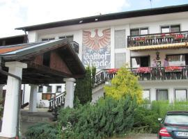 Hotel Gasthof Negele, Hohenfurch