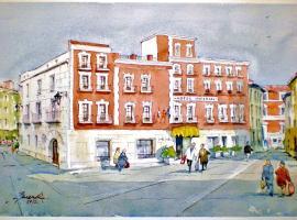澤尼特帝國酒店, 巴利亞多利德