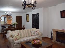 Casa Rosario, Cartajima