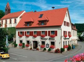 Flair Hotel Gasthof zum Hirsch, Hayingen