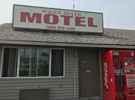 West Main Motel, Buckley