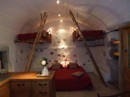 Le Domaine du Grand Cellier Gîtes Appartement en Savoie, Tournon
