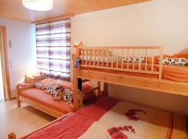 Apartment Hüttboden 2, Axalp
