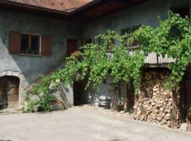 Domaine du Grand Cellier - Insolite en Savoie, Tournon