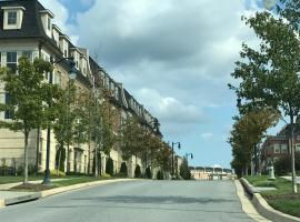 Premium 4 Level Home at The National Harbor, Brooke Manor