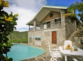 The Stone House, Marigot Bay