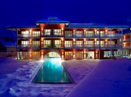 Das Hotel Eden, Зеєфельд в Тіролі